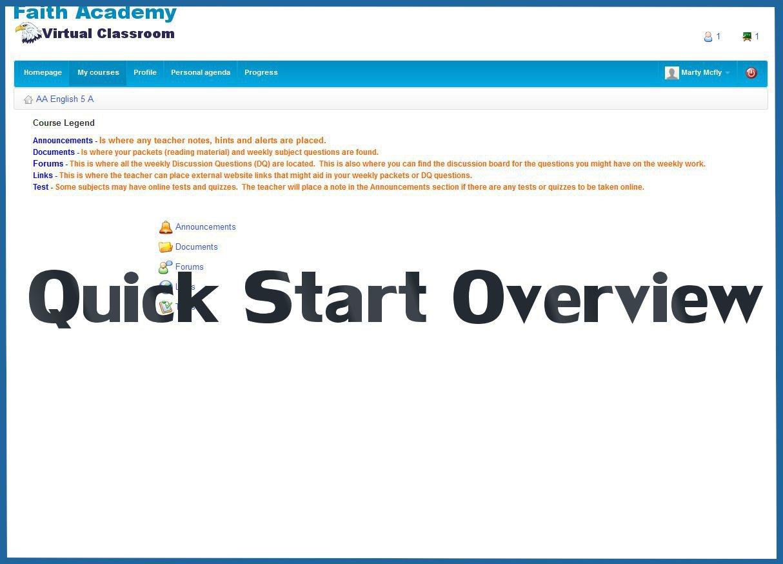 Quick Start Quide